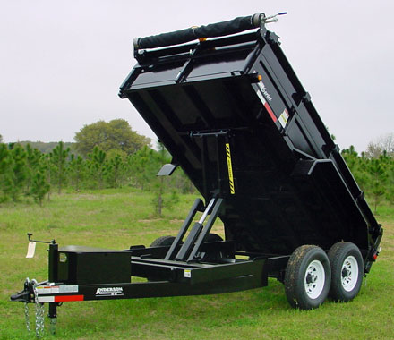 D6T - Low Profile - Dump Trailer