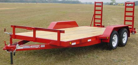 3T Equipment Trailer