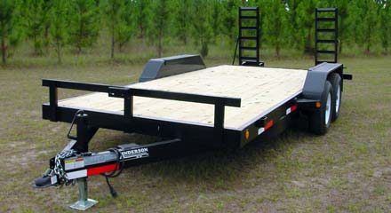 5T Equipment Trailer