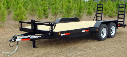 6T Equipment Trailer