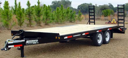 7T Equipment Trailer