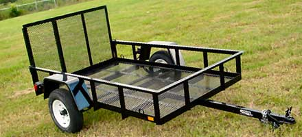 Attractive Light Duty Utility Trailer